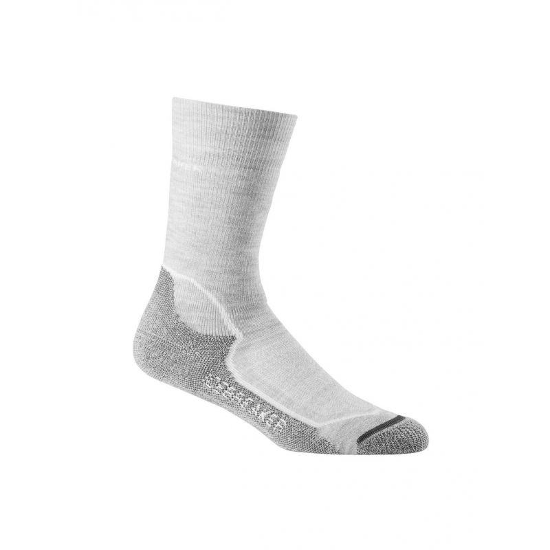 Icebreaker - Hike+ Medium Crew - Walking socks - Women's