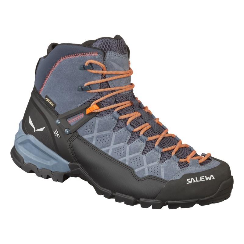Salewa - Ms Alp Trainer Mid GTX - Hiking Boots - Men's