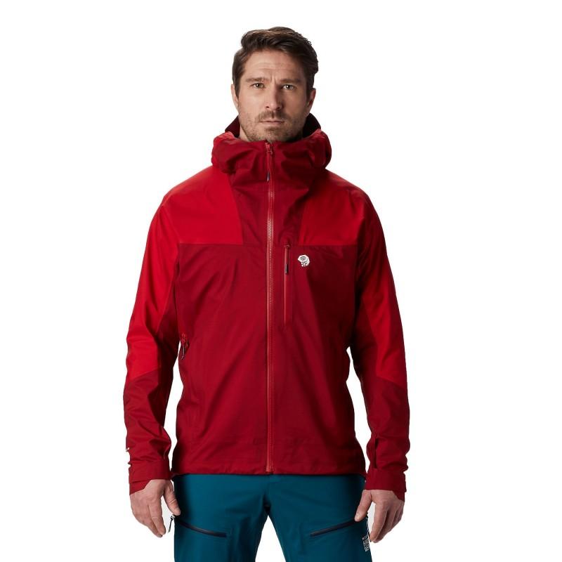 Mountain Hardwear Exposure/2 Gore-Tex Active Jacket - Hardshell jacket - Men's