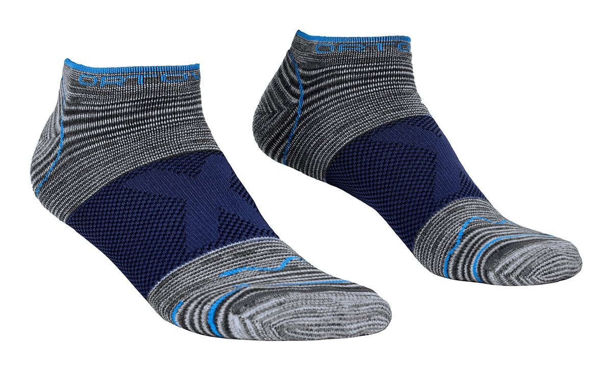 Ortovox Alpinist Low Socks - Walking socks - Men's