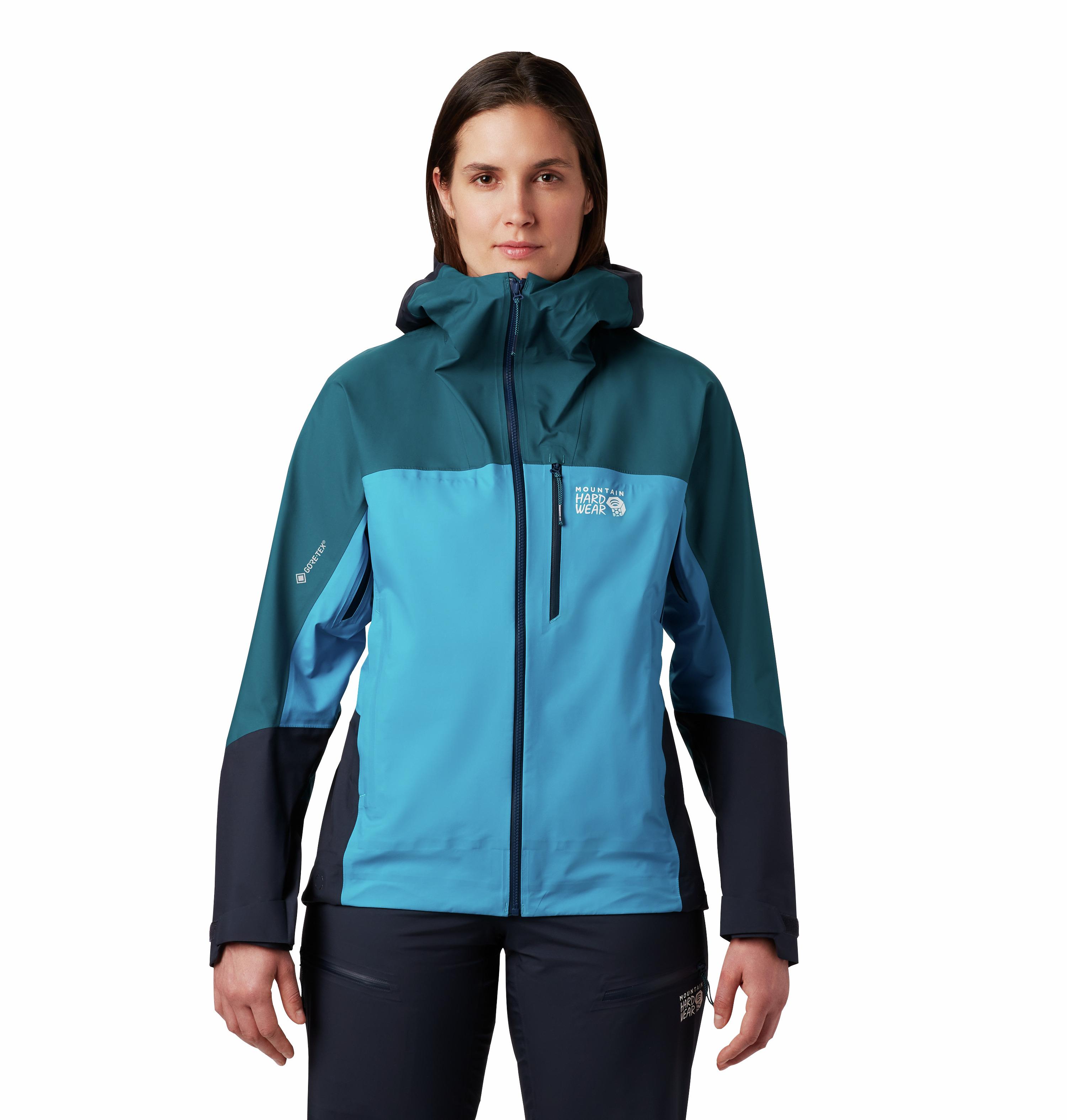 Mountain Hardwear Exposure/2 Gore-Tex Active Jacket - Hardshell jacket - Women's