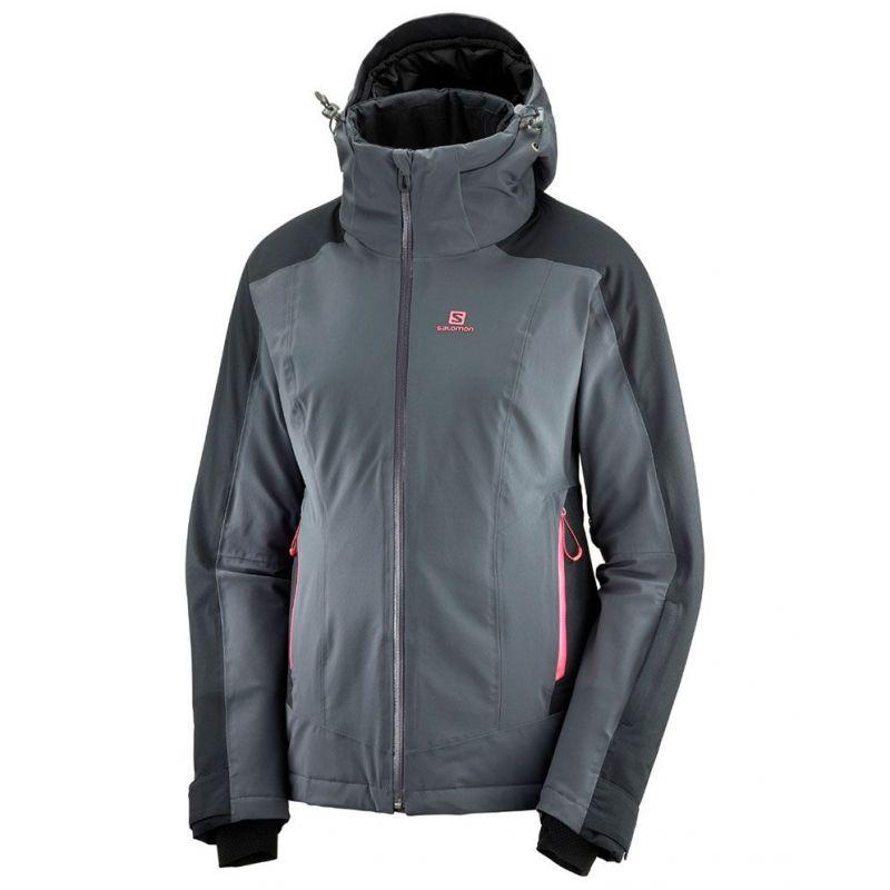 Salomon - Brilliant Jkt W - Ski jacket - Women's