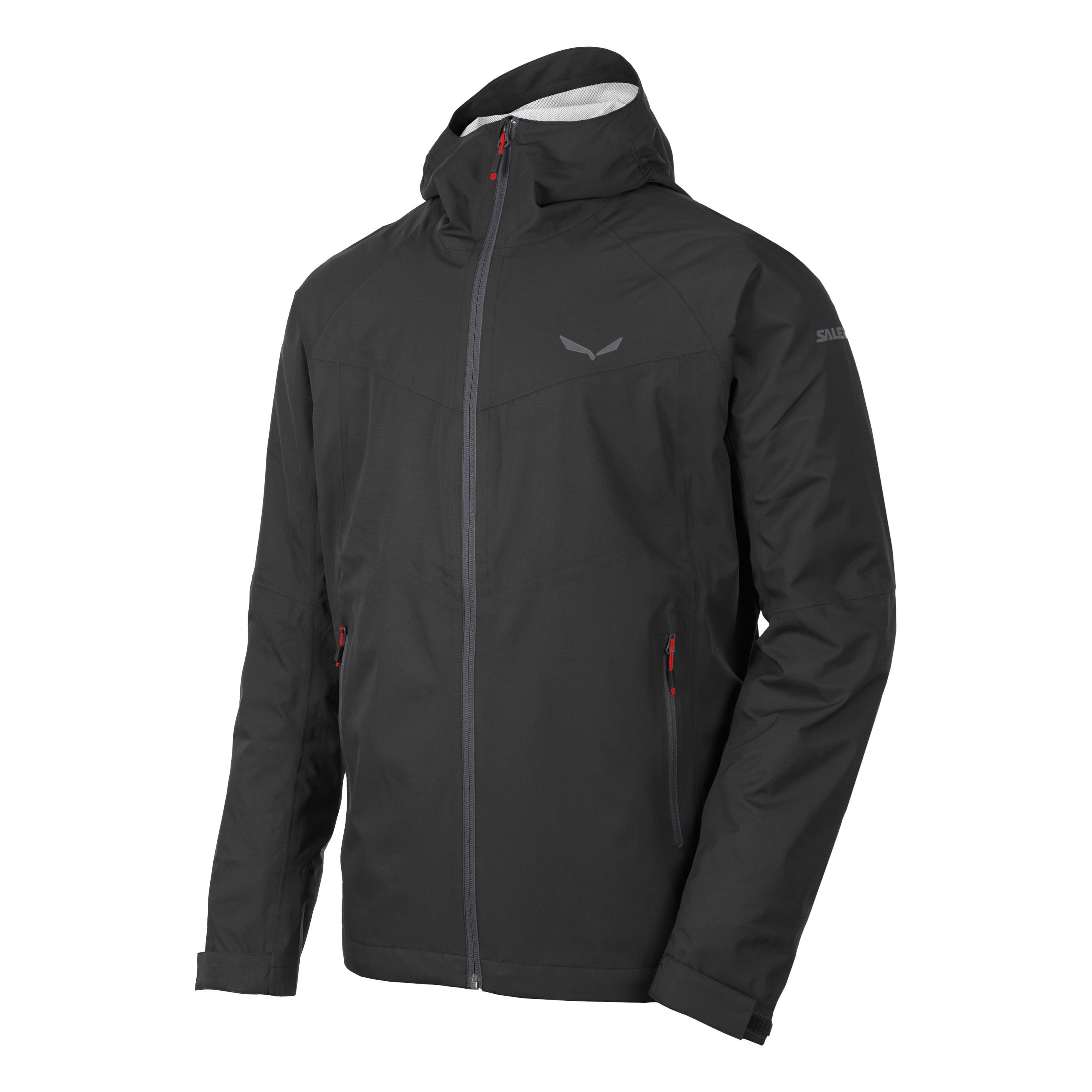 Salewa - Puez (Aqua 3) Powertex M Jacket - Hardshell jacket - Men's