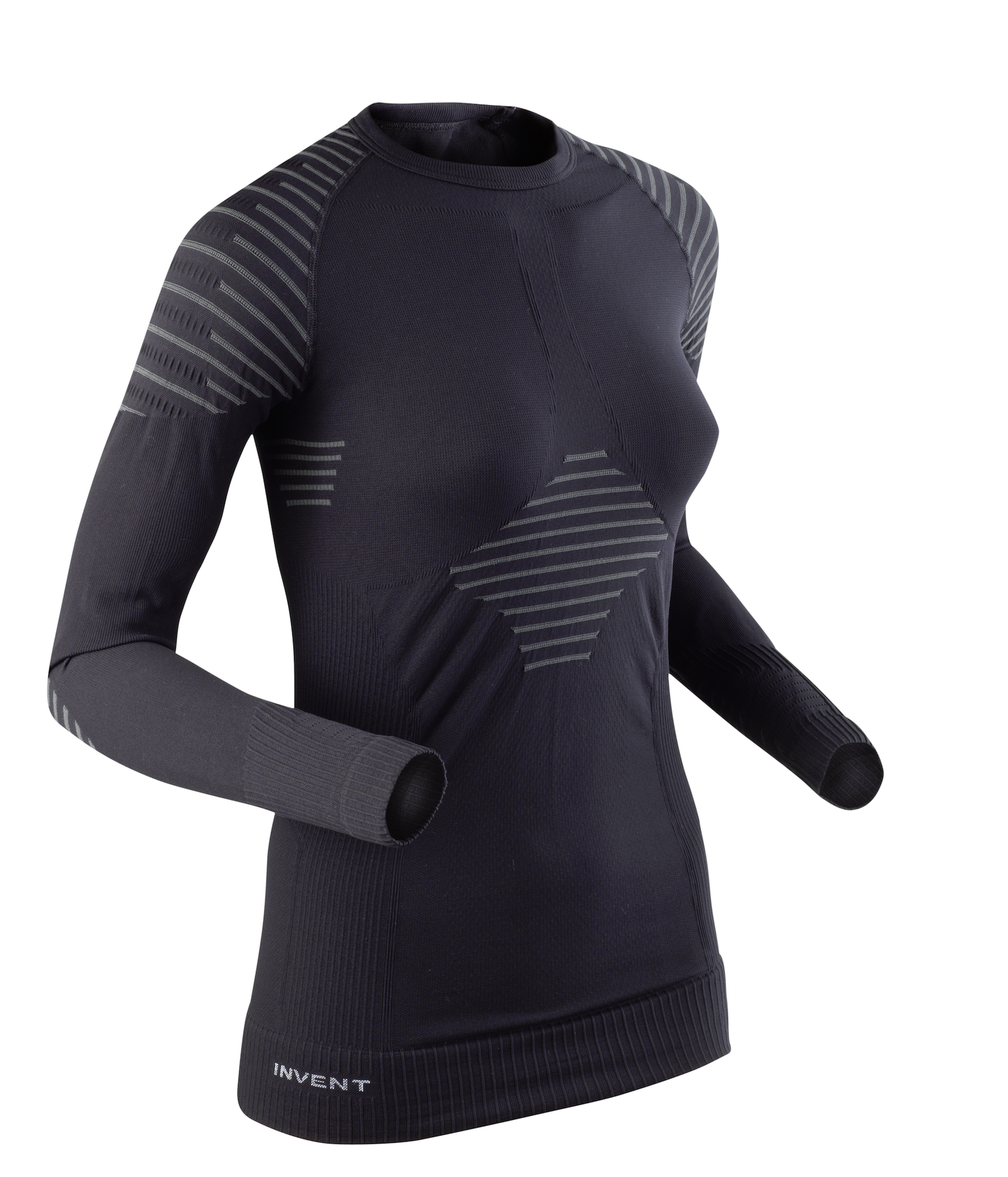 X-Bionic - Invent shirt long sleeves - Base layer - Women's