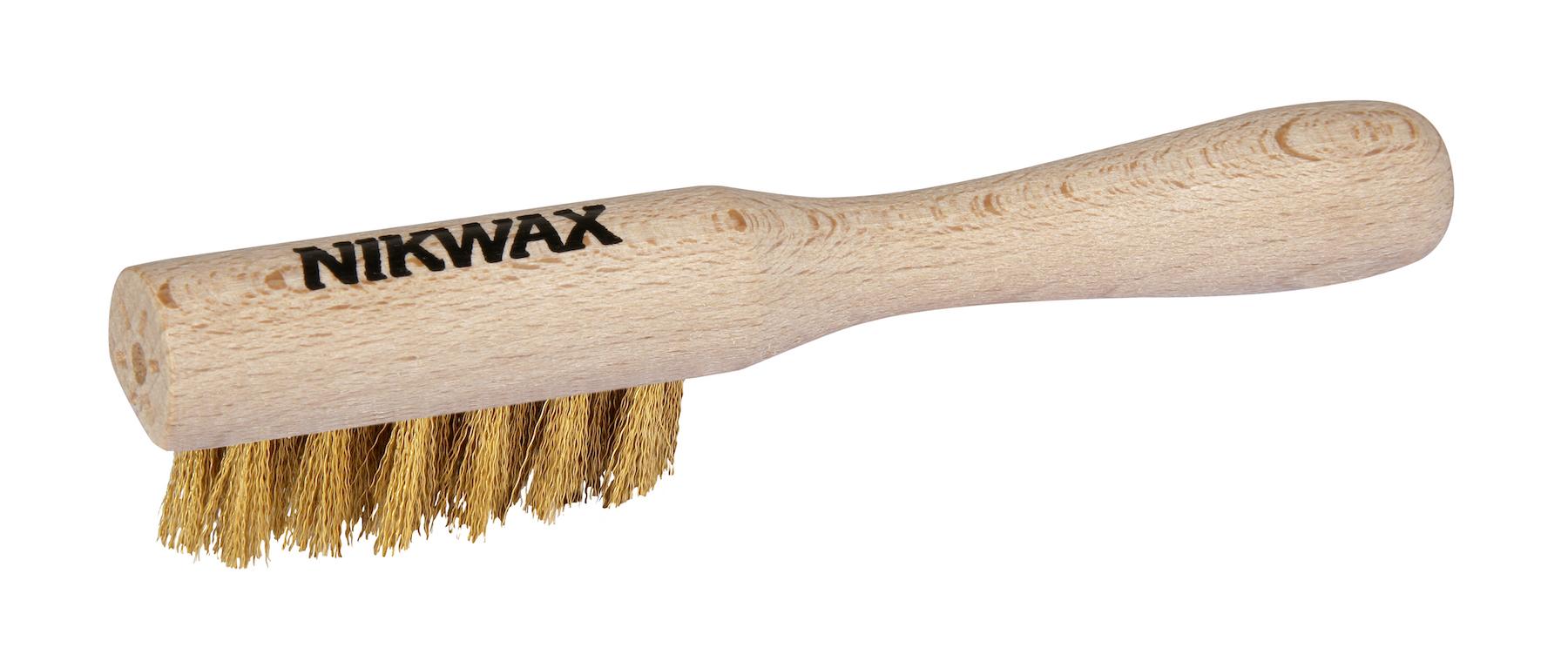 Nikwax - Brush Set for Nubuck shoes - Shoe care