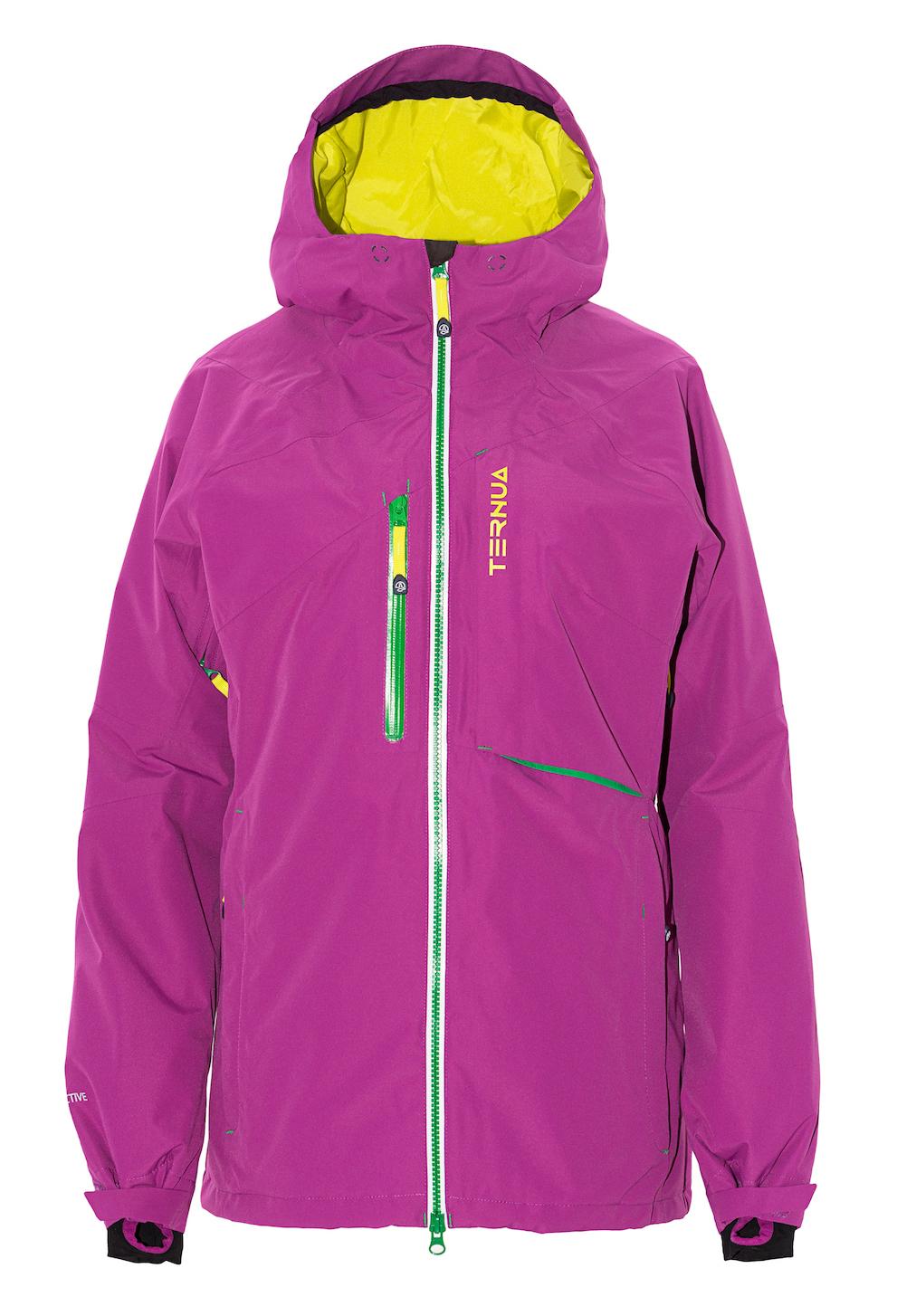 Ternua - Tepee Jacket - Hardshell jacket - Women's