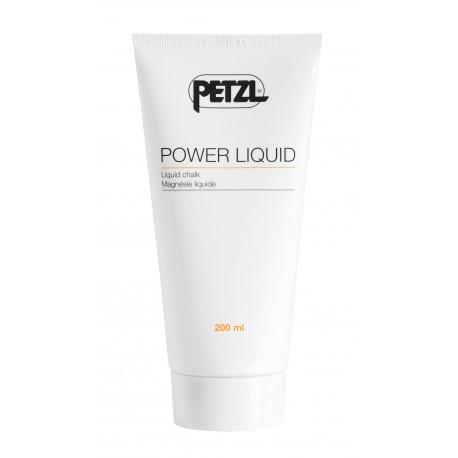 Petzl - Power Liquid 200 mL - Chalk