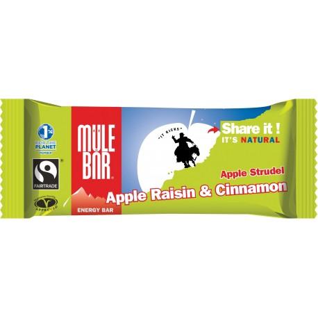 Mulebar - Barre énergétique Apple Strudel