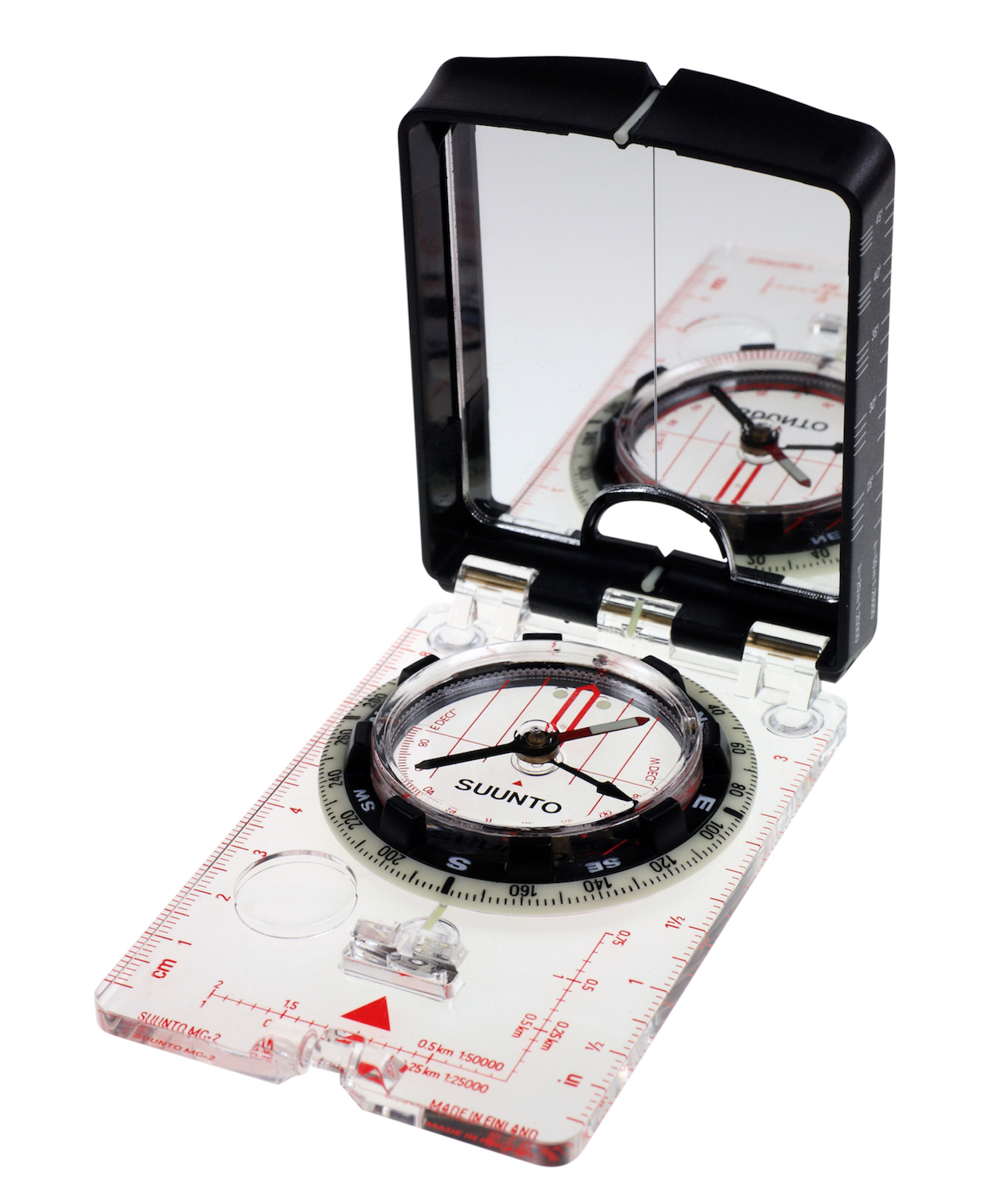 Suunto - MC-2 NH Mirror - Compass