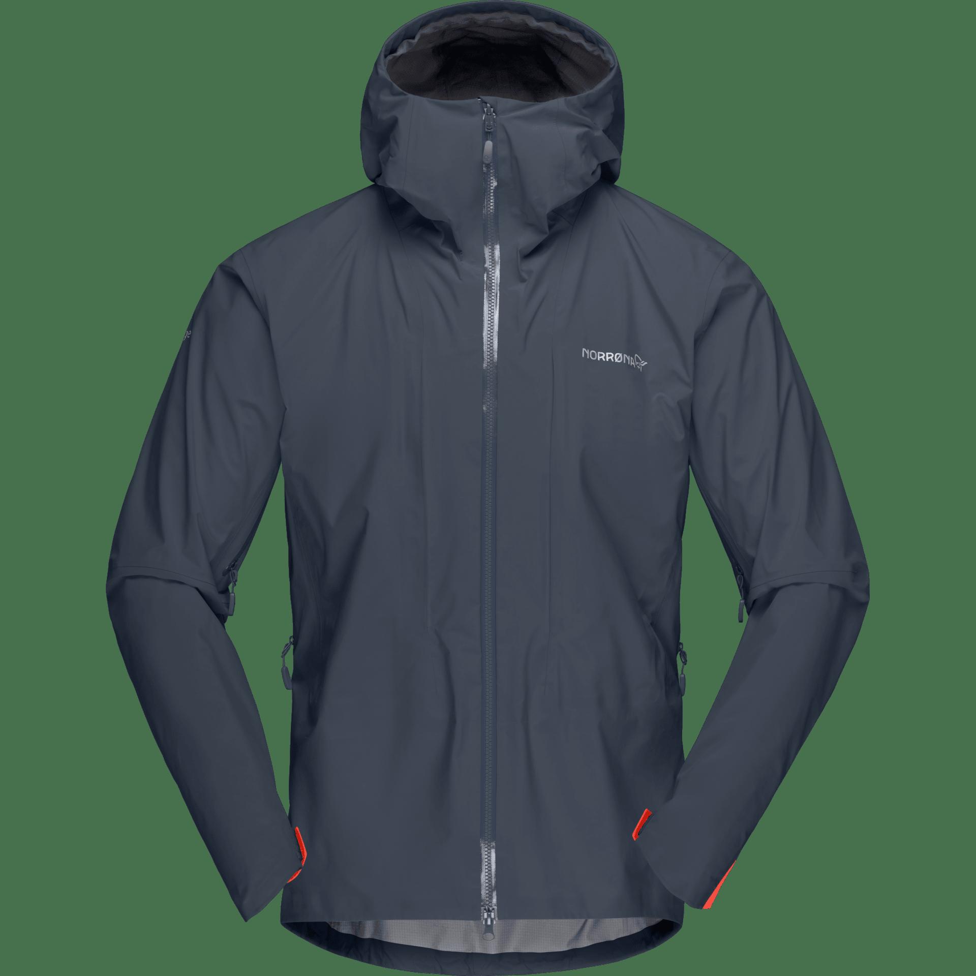 Norrøna Trollveggen Gore-Tex Pro Light Jacket - Hardshell jacket - Men's