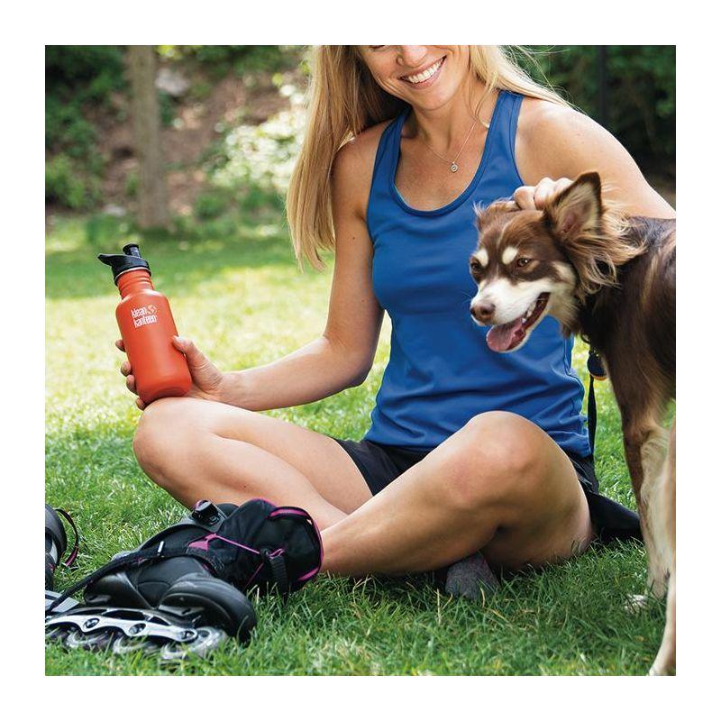 Klean Kanteen - Kanteen® Classic Sport Cap 3.0 - 0,532 L - Water bottle