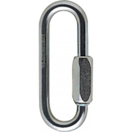 Petzl - Go - Oval steel quick link