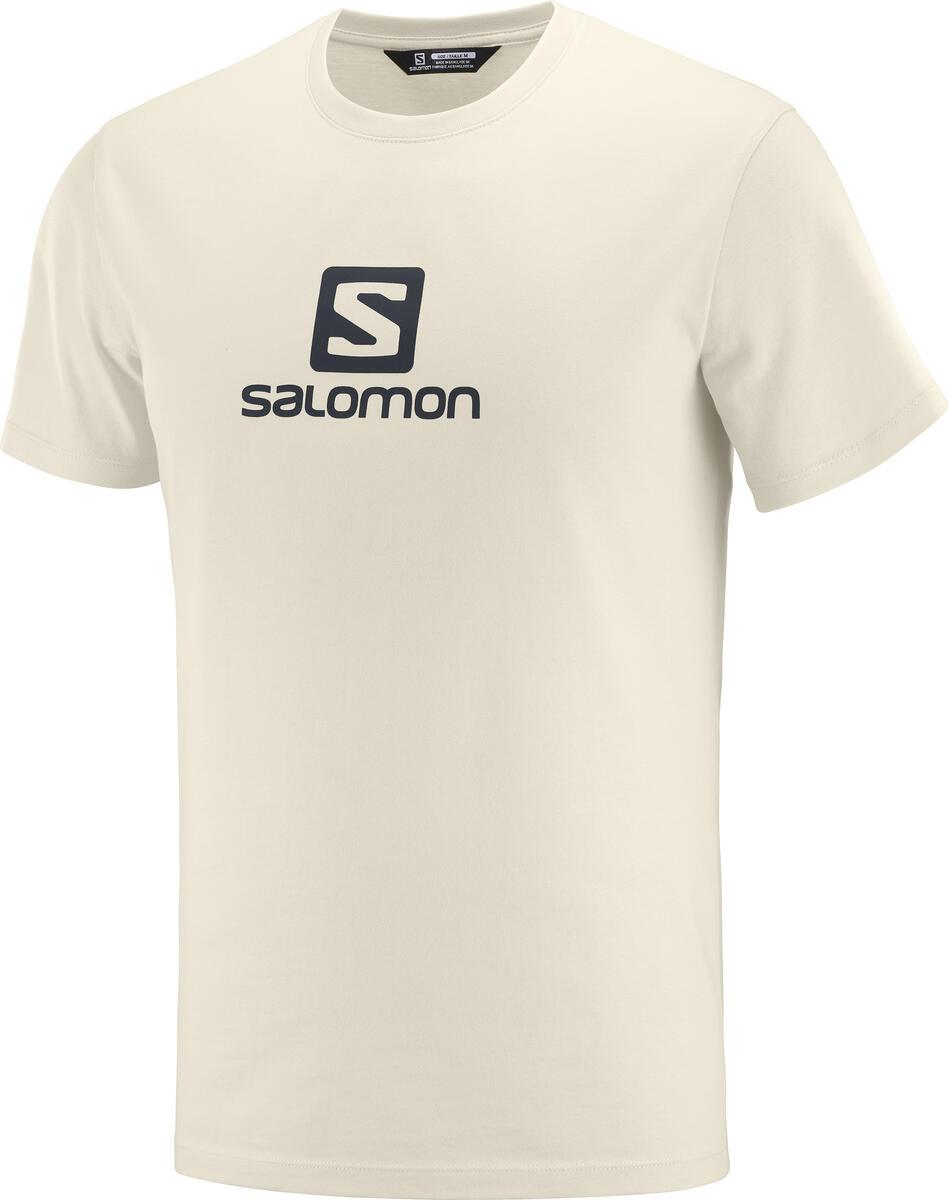 Salomon - Coton Logo SS TEE M - T-shirt - Men's