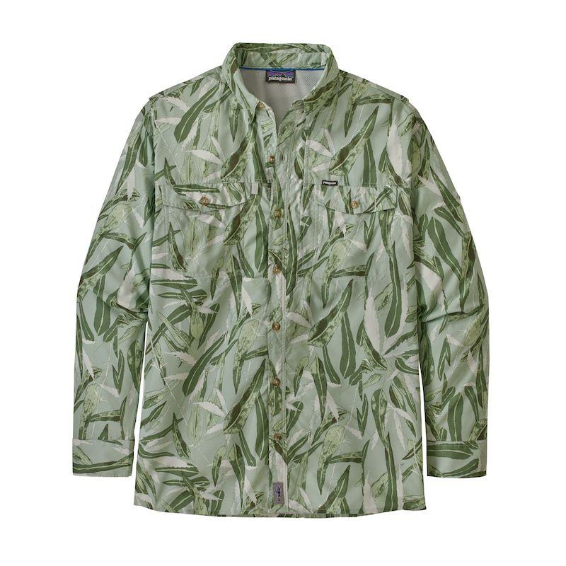 Patagonia L/S Sol Patrol II Shirt - Hiking shirt - Men's