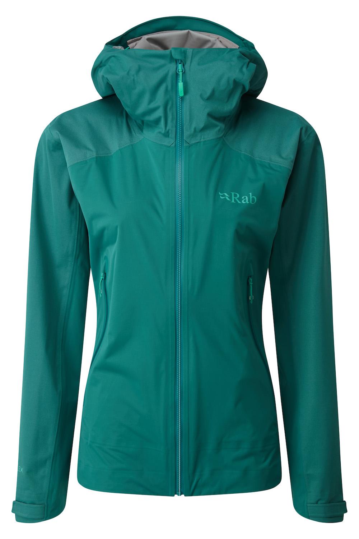 Rab Kinetic Alpine Jacket - Hardshell jacket - Women's