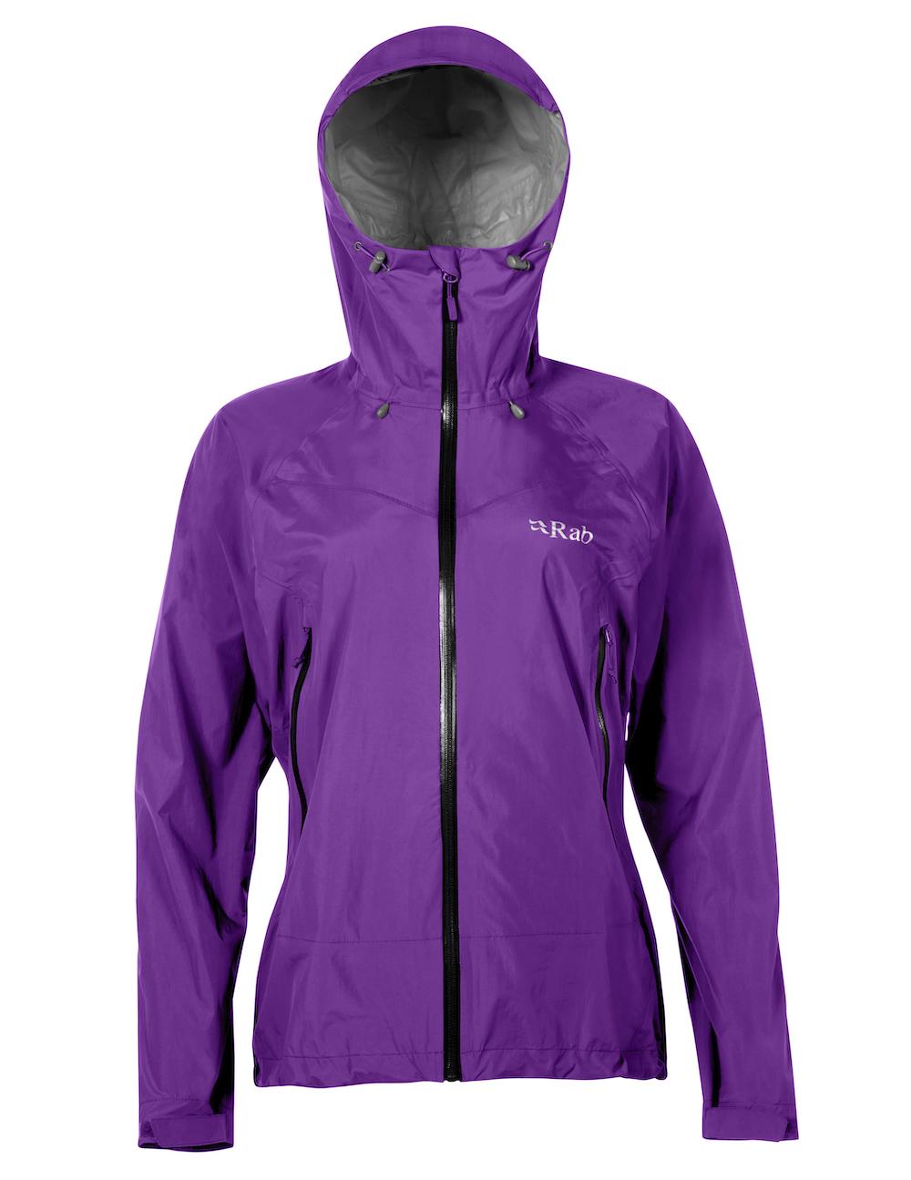 Rab Downpour Plus Jacket - Hardshell jacket - Women's