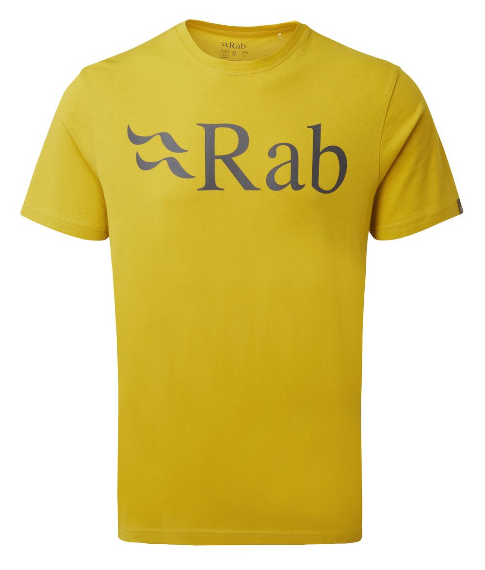 Rab Stance Logo SS Tee - T-shirt - Men's