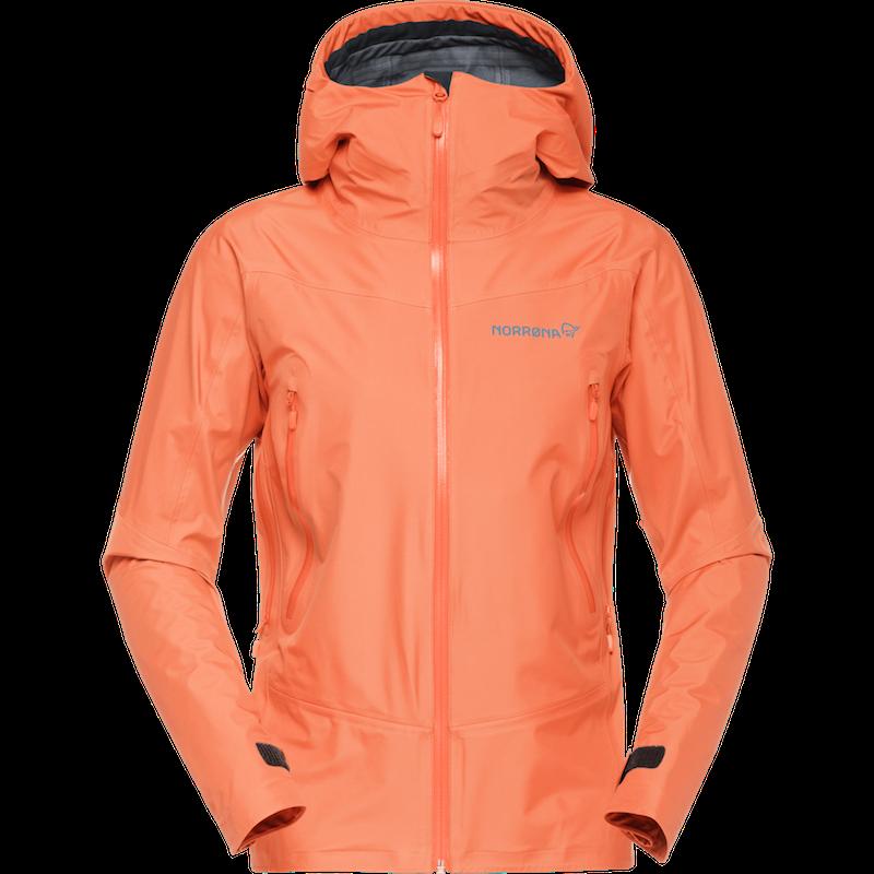 Norrøna Falketind Gore-Tex Jacket - Hardshell jacket - Women's