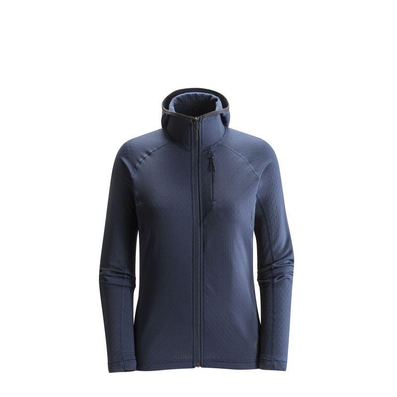 Black Diamond - Coefficient Jacket Hoody - Fleece jacket - Women's