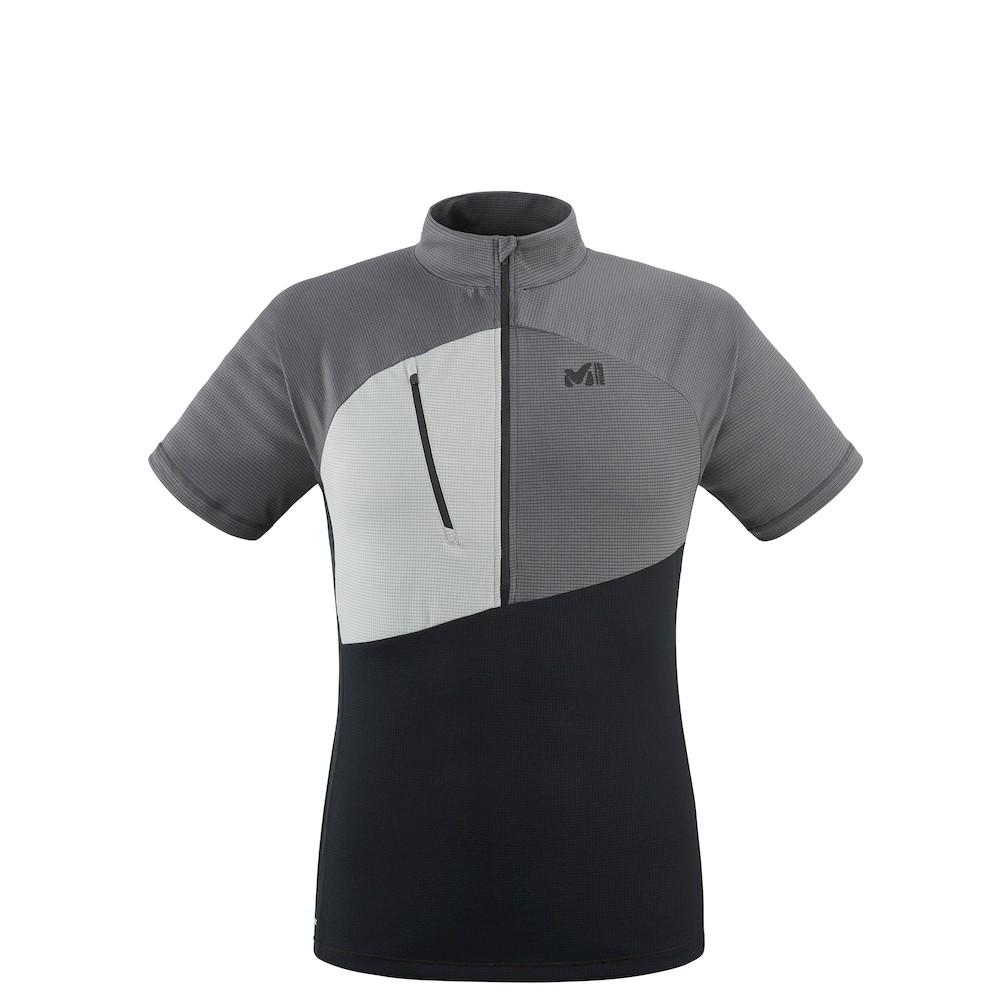 Millet - Elevation Zip SS - T-Shirt - Men's