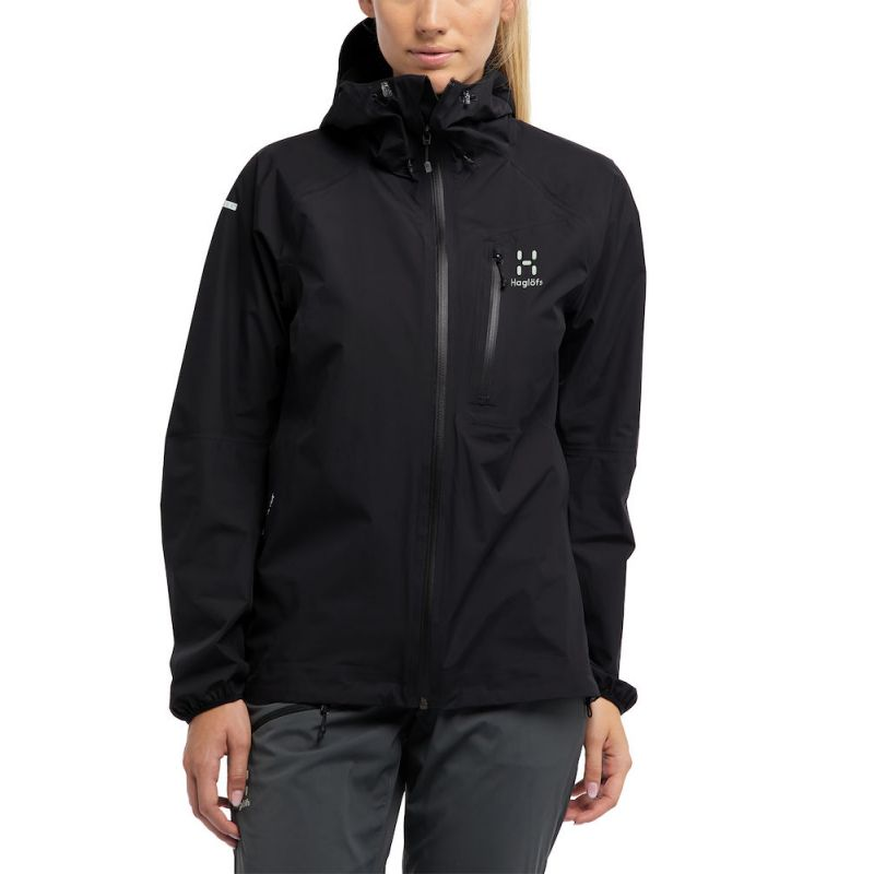 Haglöfs L.I.M Jacket - Hardshell jacket - Women's