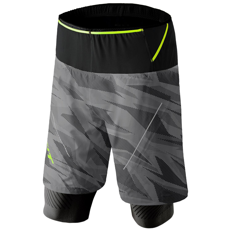Dynafit Glockner Ultra 2/1 Shorts - Running shorts - Men's