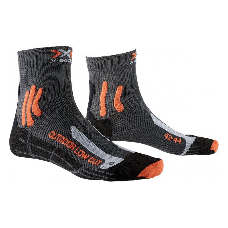 X-Socks Trek Outdoor Low Cut - Walking socks