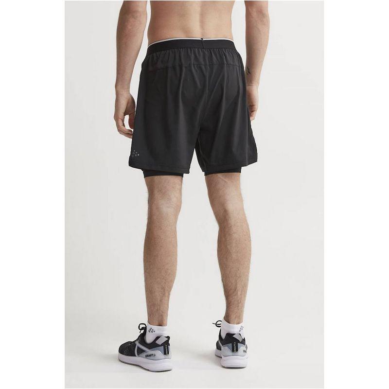 Craft Charge Short 2 En 1 - Running shorts - Men's