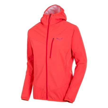 Salewa - Pedroc Hybrid 2 Durastretch / Powertex - Hardshell jacket - Women's