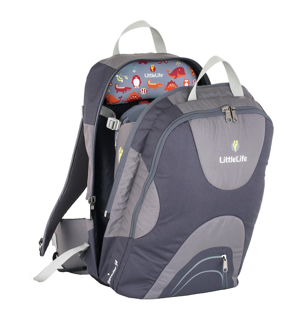LittleLife Traveller S4 - Kid carrier