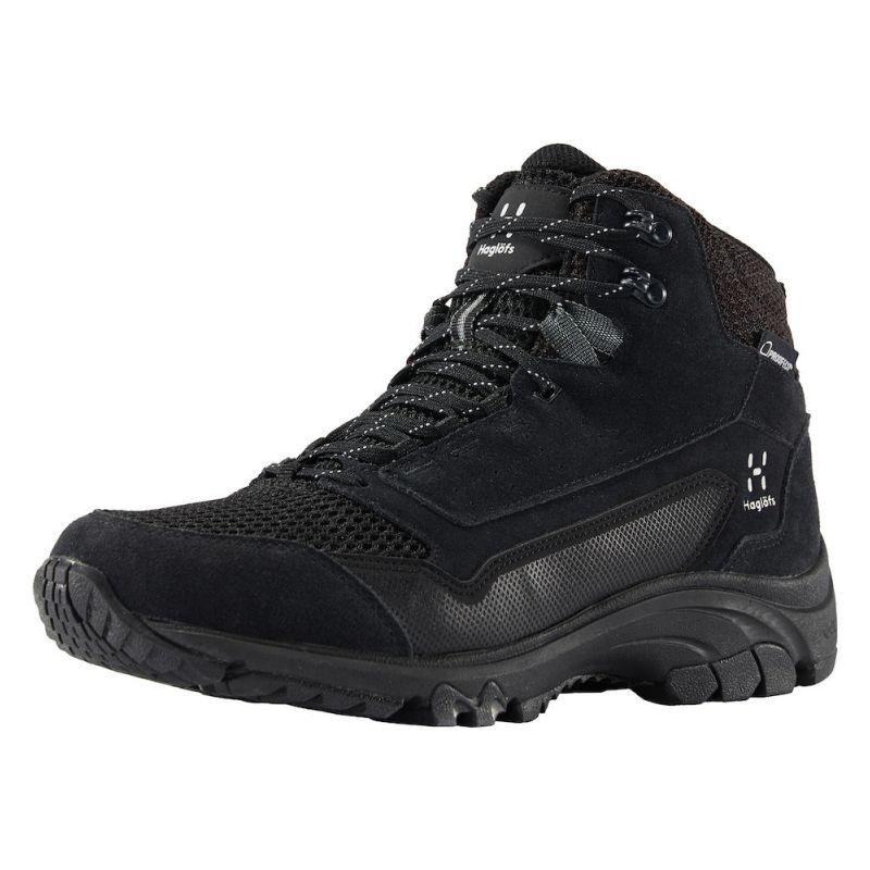 Haglöfs Skuta Mid Proof Eco - Walking shoes - Men's
