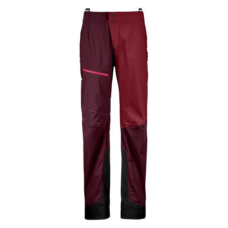 Ortovox - 3L Ortler Pants - Hardshell pants - Women's