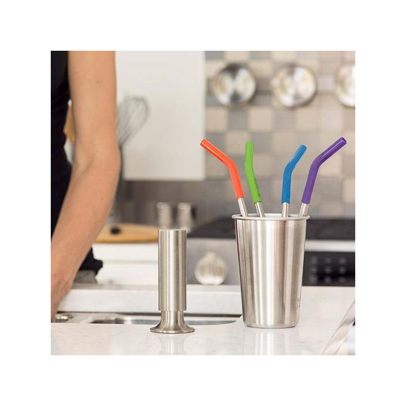 Klean Kanteen 5 Piece Straw Set - Multi Color