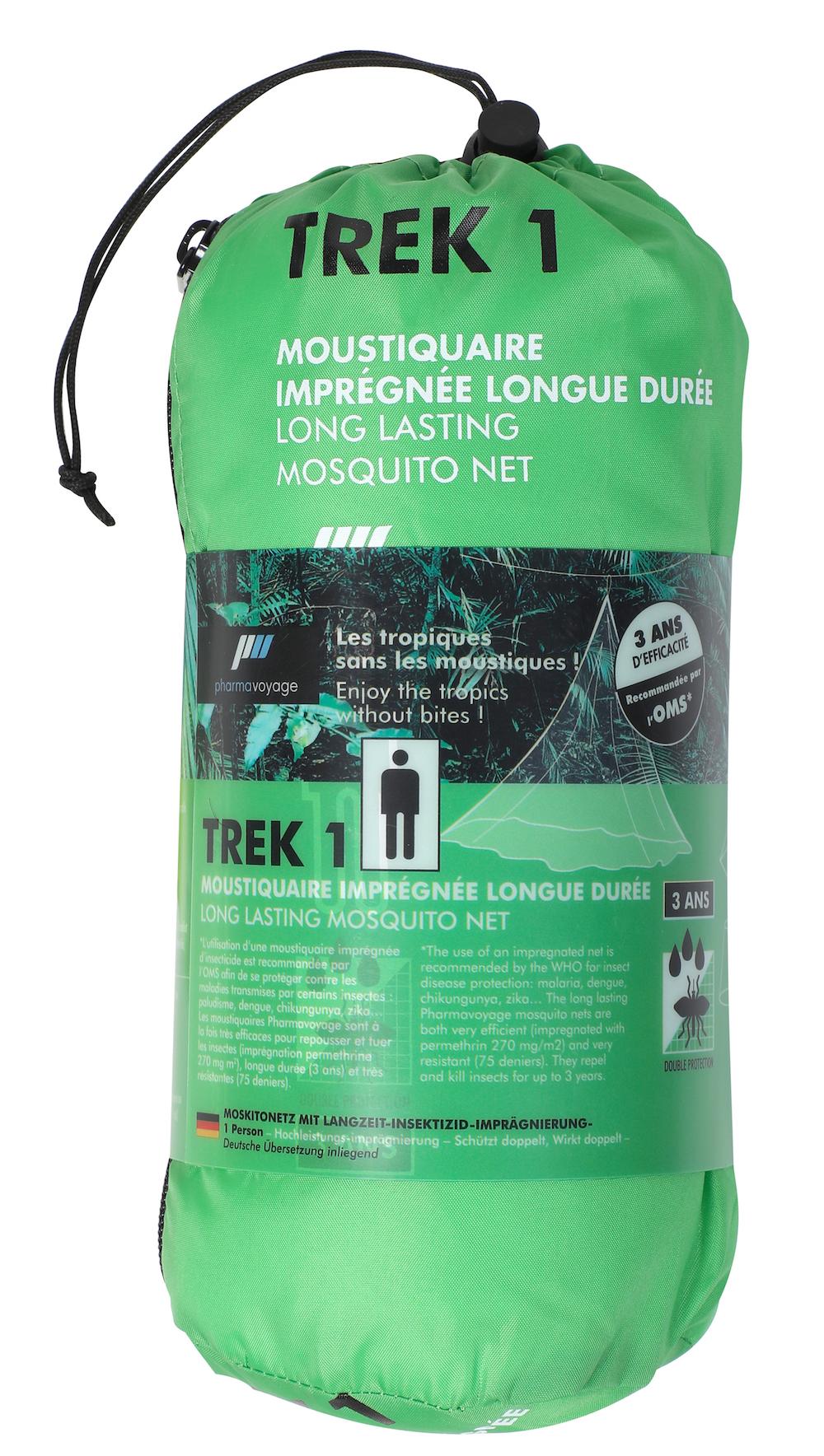 Pharmavoyage - Trek 1 - Mosquito net