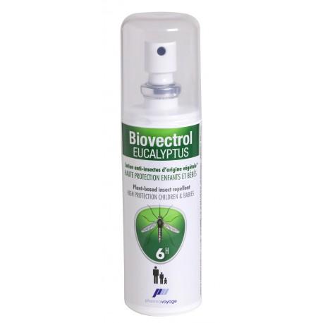 Pharmavoyage - Biovectrol® Naturel Eucalyptus - Insect repellent