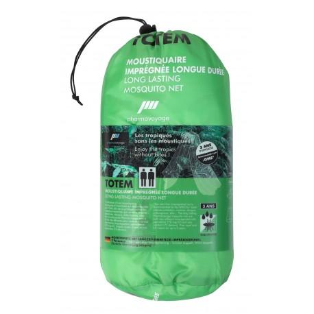 Pharmavoyage - Totem - Mosquito net