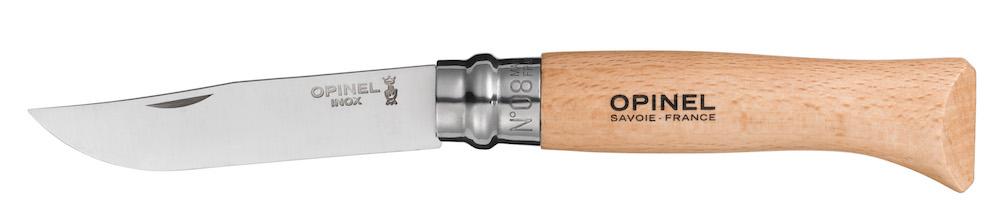 Opinel - N°08 Inox - Knife
