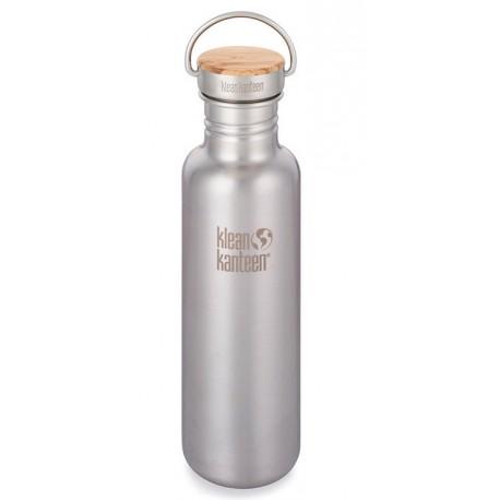 Klean Kanteen - Kanteen® Reflect Stainless Unibody Bamboo - Water bottle