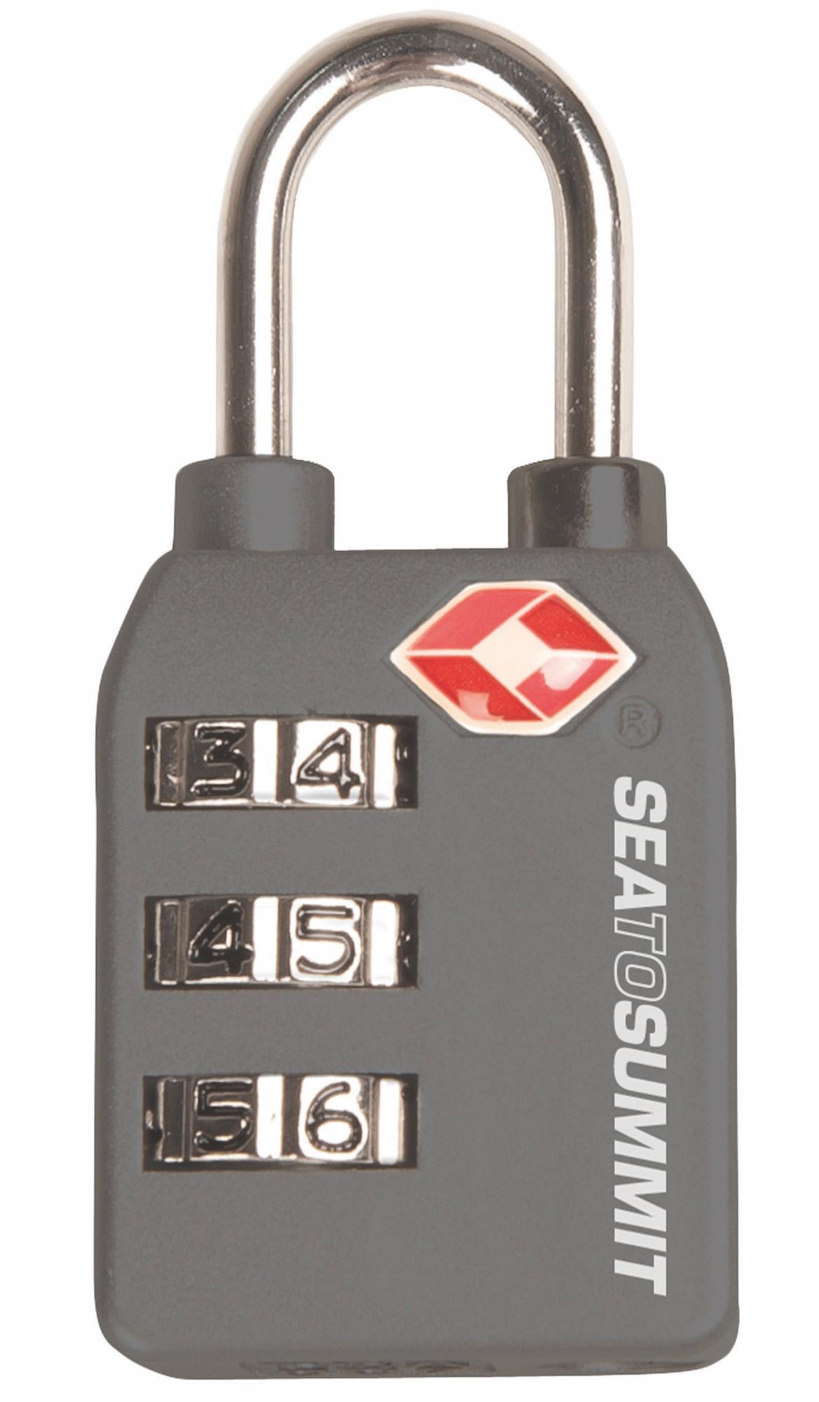 Sea To Summit - Classique Combination TSA Lock - Padlock