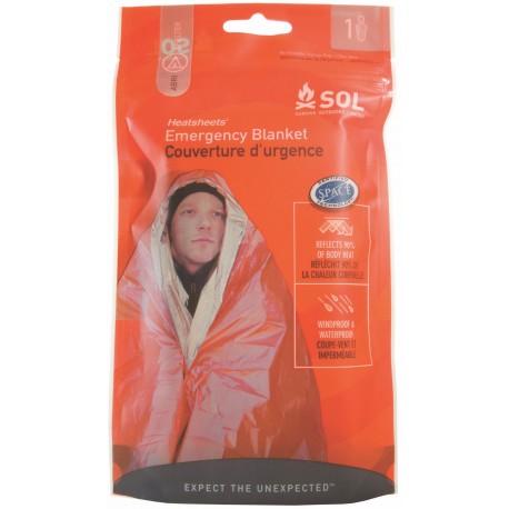 Care Plus Emergency Blanket - Rescue blanket