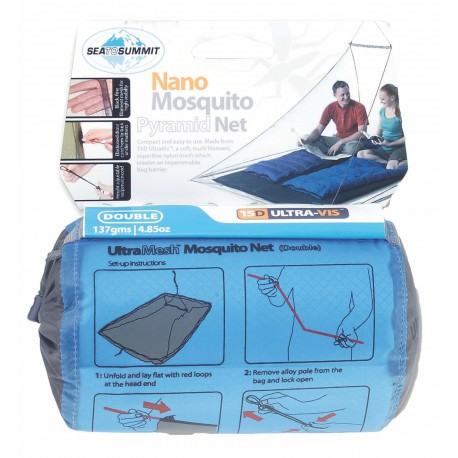 Moustiquaire Simple Nano Sea to Summit