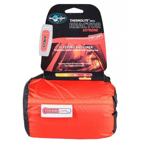 Sea To Summit - Thermolite® Reactor Extreme - Sleeping Bag Liner
