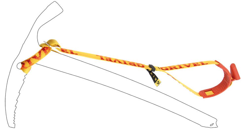Grivel - Long Leash - Ice Tool Leash