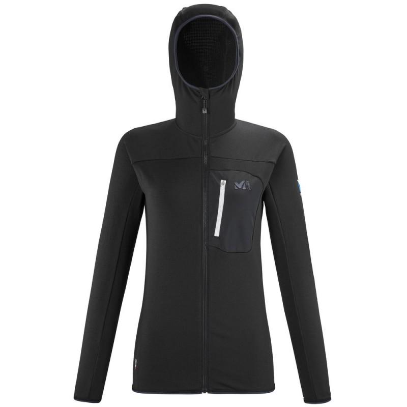 Millet Trilogy Light Grid Hoodie W - Fleece jacket Women's