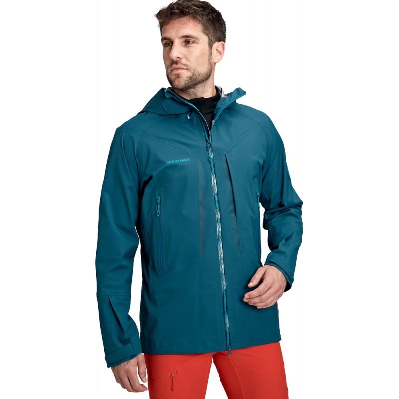 Mammut - Masao - Hardshell jacket - Men's