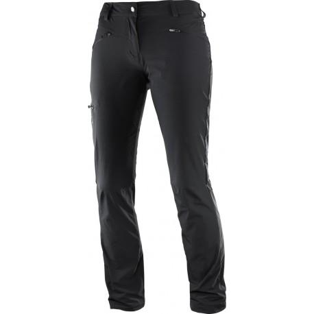 Salomon - Wayfarer Straight Pant W - Trekking trousers - Women's