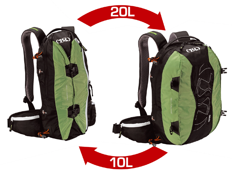 TSL Outdoor - DragonFly 10/20 - Backpack