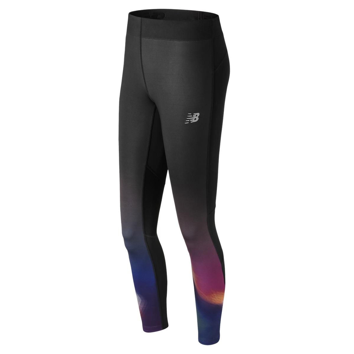 New Balance - Impact Premium Print Tigh - Running pants - Women's