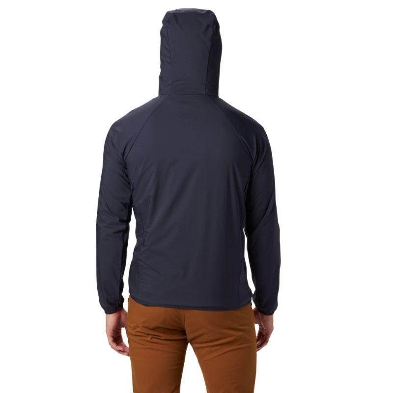 Mountain Hardwear Kor Preshell Hoody - Wind jacket - Men's