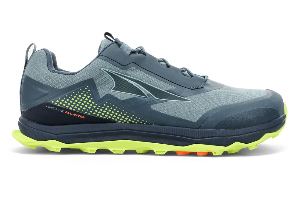 Altra Lone Peak ALL-WTHR Low - Trail running shoes - Men's